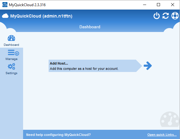 Download MyQuickCloud